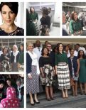 Mary Elizabeth, crown princess of Denmark, visited the St. Paul's Hospital Millennium Medical College